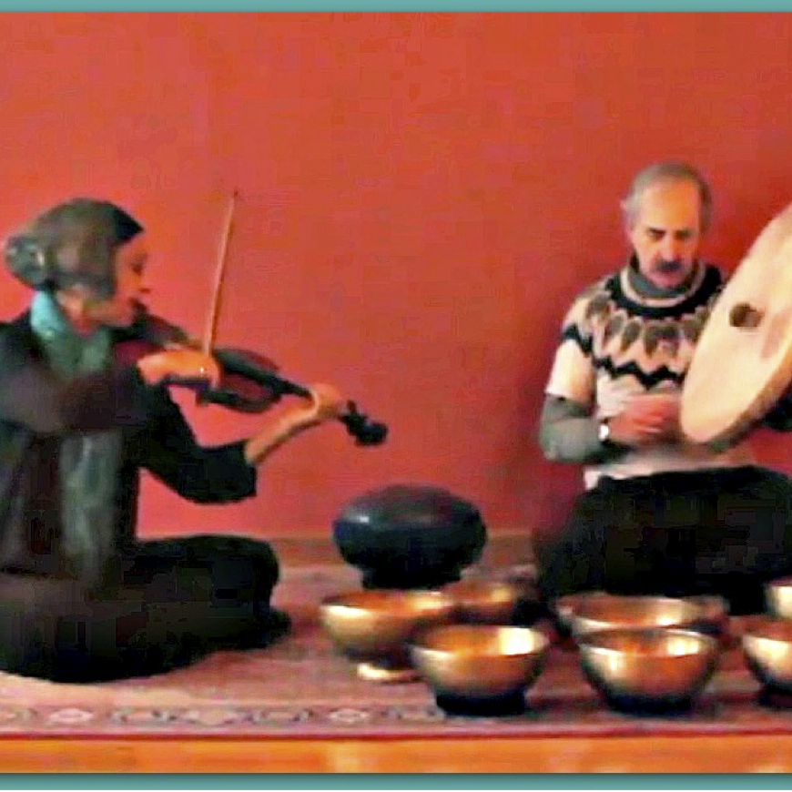 Playing with Sound ~ Healing with Sound