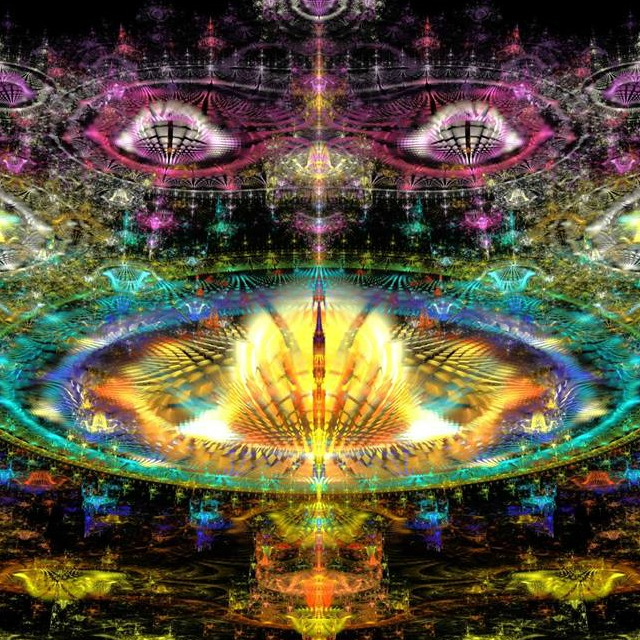 Interdimensional Sonic Sound Meditation graphic
